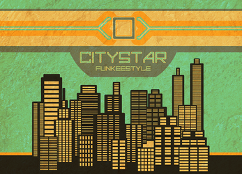 City wallpaper by TheAlchemistAbove