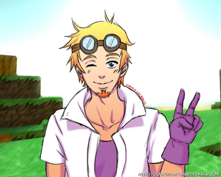 Duncan! by 88Kay88
