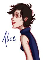 Alice Cullen by sunni-sideup