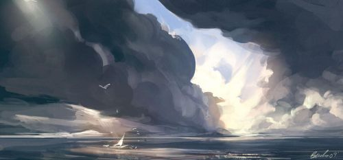 After Storm by Benlo