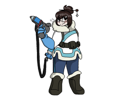 Mei by ToffeeScout