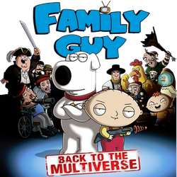 Family Guy: Back To The Multiverse v3 by POOTERMAN