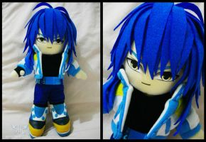Aoba Seragaki by renealexa-plushie