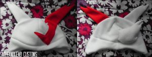Zangoose Hat v2 by SmileAndLead
