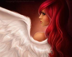 Lost Angel by Sugargrl14