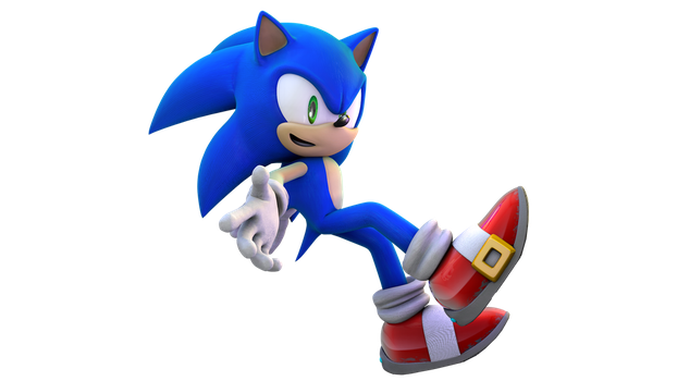 Sonic by gabrielgt12