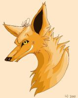MSP Coyote by Dark-Forest-Faerie