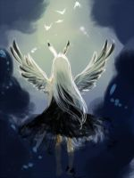 The wings that chose not to fly by demicintaapatakbisa