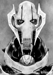 General Grievous 2013 Remake by David-c2011