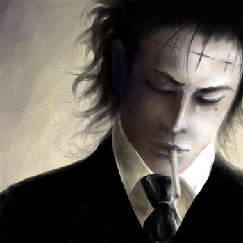 Tyki Mikk by GreyFinch