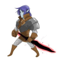 Falchion by Icymasamune