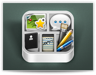 Messages Icon by Ikue