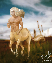Centaur - Mika by Sheevee