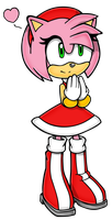 Amy Rose - SA Style by Crystal-Ribbon