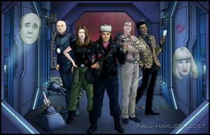 Red Dwarf by PaulHanley