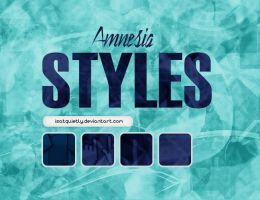 Amnesia Styles by ISatQuietly