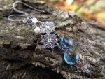 Victorian London Blue Topaz by QuintessentialArts