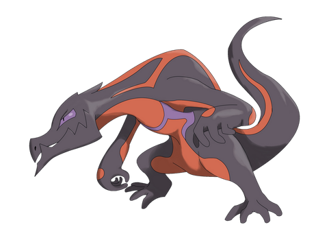 Salandit Male Evolution - Salazard by TRXPICS