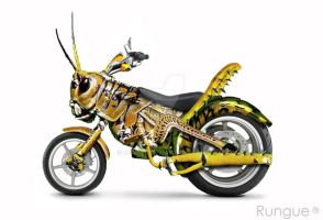 Cricket Motors by Rungue