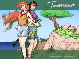 Thunderstruck - Sisters 1 by Thunderstruckcomic
