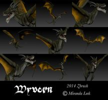 Wyvern by RedCoaster