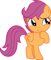 Scootaloo's Plan by SLB94