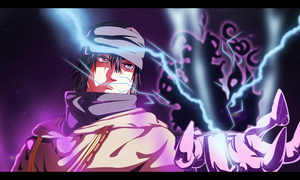 Naruto The Last: Sasuke Chidori by Sensational-X