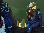 End of the Burning Legion by Alistos