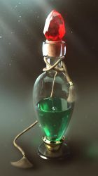 Magical Stuff - Concept art by Olya by RCART98