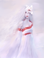Yukionna Revisited by gingerbouf