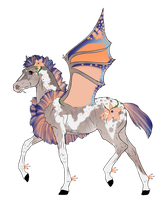 N3278 Padro Foal Design for DarkestNation by casinuba