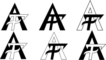 Logo Iterations by Filiecs