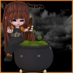 The Littlest Witch 3 by ann0314