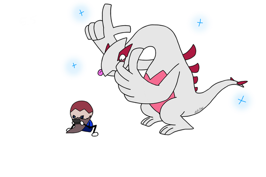 The Hunt for Shiny Lugia by GravyMan12