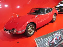 AIMS2012 - Toyota 2000GT by TricoloreOne77