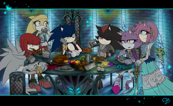 The Roundtable by kalisami