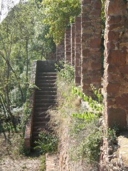 Spain Sa11 Stairs or Columns by Gwathiell