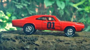 Dodge Charger General Lee by MannuelAlegria