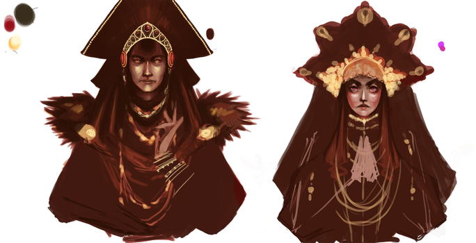 RussianOrthodox WIP by hommeglorieux