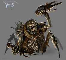 Herod Fiend Final by SLabreche