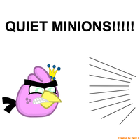 RBT S5 Ep. 10 QUIET MINIONS!!!!! Title Card by Mario1998