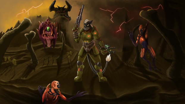 Motherf.....g DOOM by marcioo9