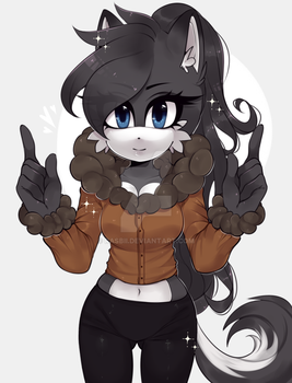 late commission by Rasbii