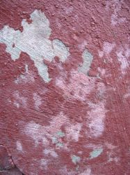 crackled paint wall 01 by synesthesea
