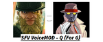 SFV VOICEMOD - Q From 3rd Strike (UPDATED) by mezzatsu