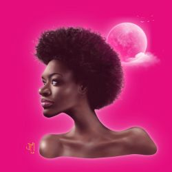 Afro by jackmal0ne