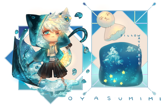 Oyasumimi | Amabare (CLOSED) by Faesu