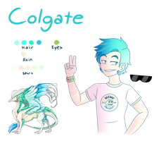 (FRF) Colgate Half-Reference by TankySina