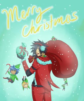 Merry Christmas by Luminent-Soul