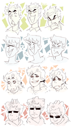 expression practice 2 by rrosey89